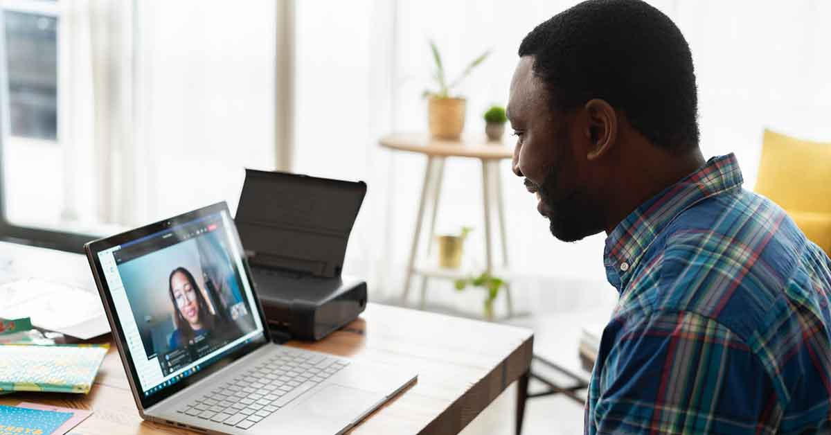 Boosting security: working from home as a finance professional